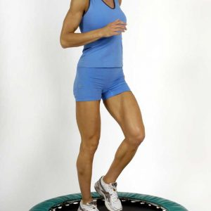 PT Bouncer - Indoor Trampoline - Exercise Trampoline
