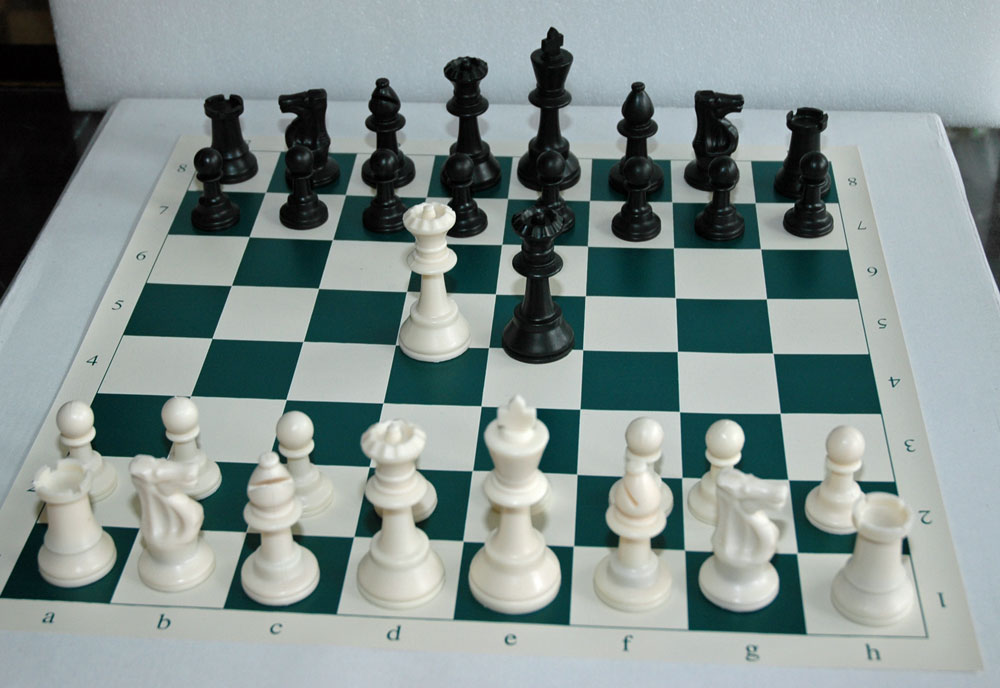 Chess Set Tournament Style 2 Ok Sports And Games