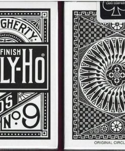 tally-ho-black-circle-back-playing-cards
