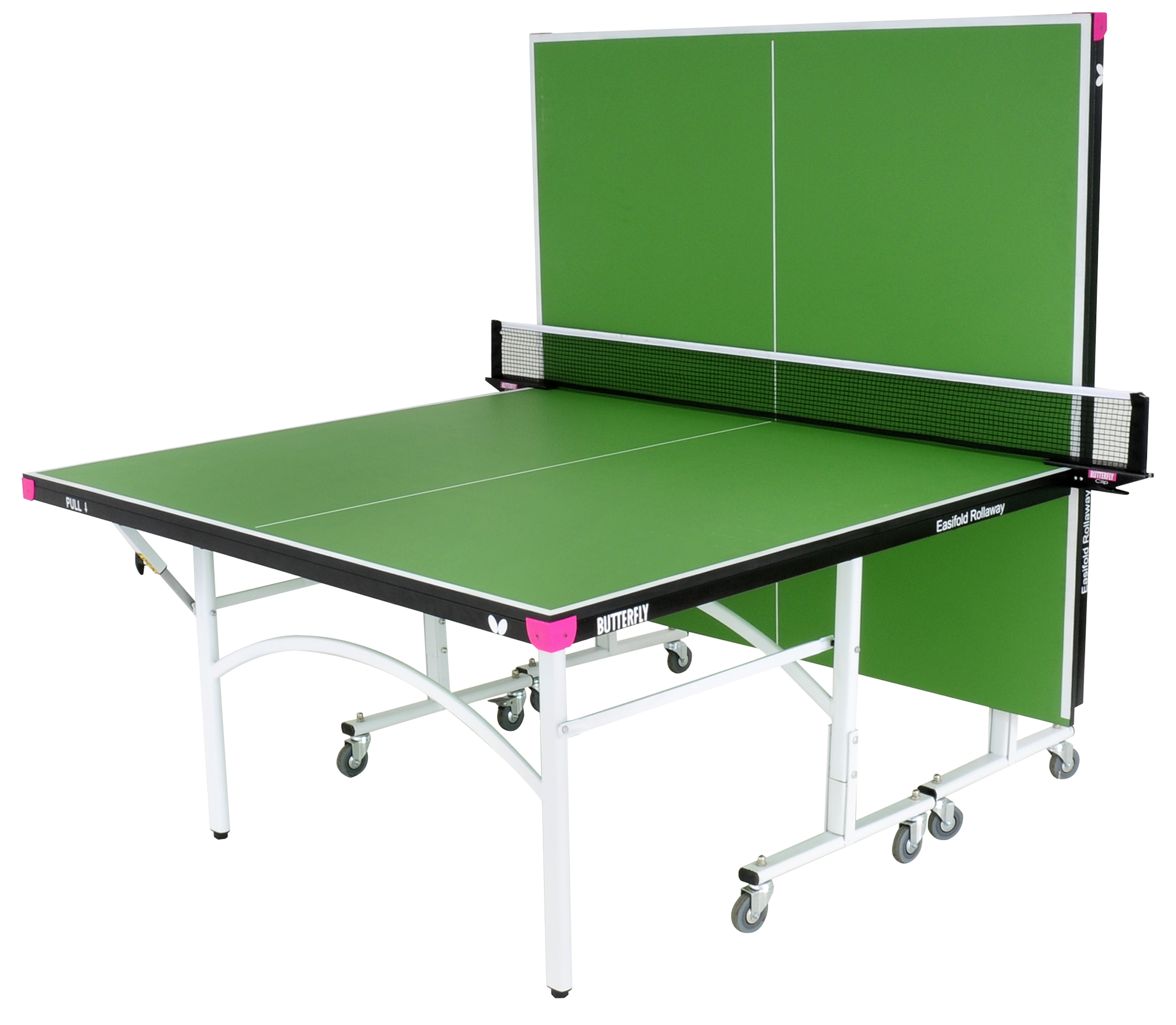 Butterfly easifold indoor table tennis table green ok - Butterfly table tennis official website ...