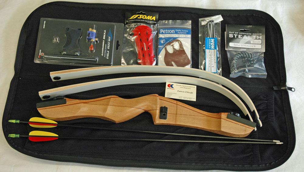 S1 Take-Down Archery Kit & Bow