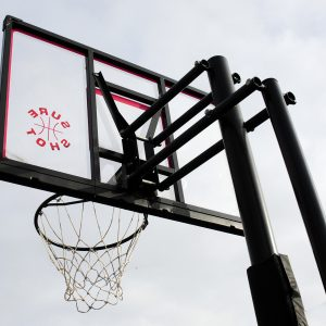 E - Basketball Hoops, Stands & Systems