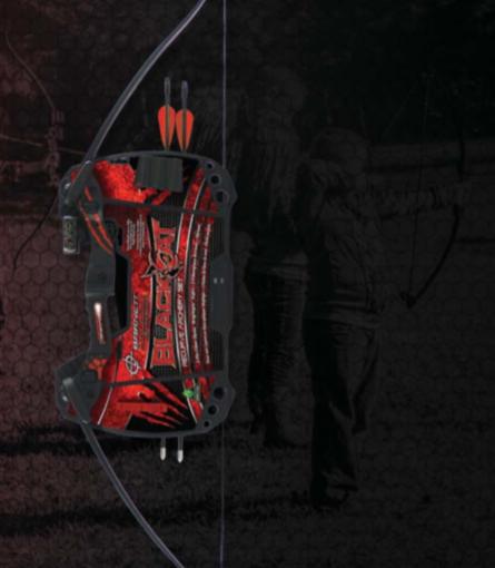 Blackcat Archery Recurve Bow Kit