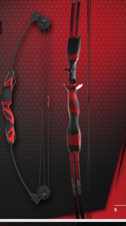 Vertigo Archery Set