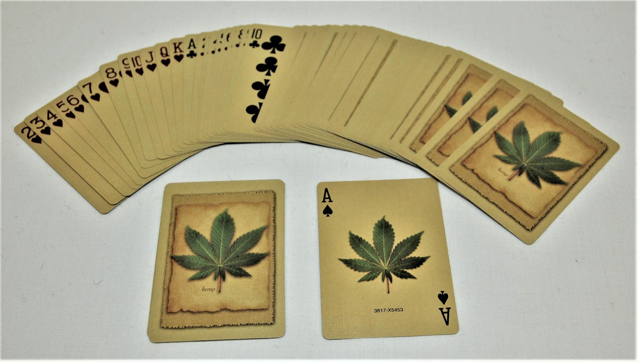 Bicycle Hemp Playing Cards Deck