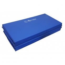 0901FD60 Foldable Mat 60mm Blue_Folded
