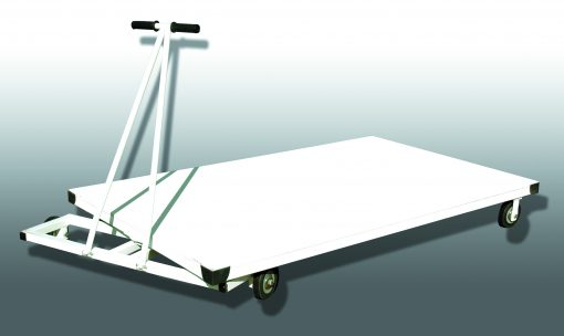 0904H Horizontal Mat Trolley 2